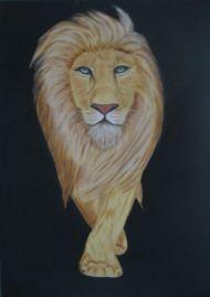 Lav-løve